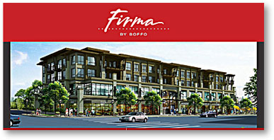 Firma Development Project Building Image | Website | lettering Logo
