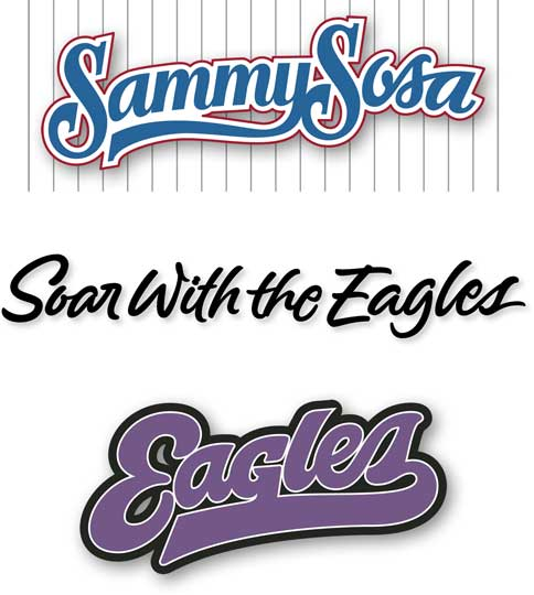 baseball logo design